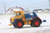 Recovery tractor BELAZ-7447